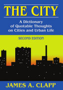 The City  Second Edition