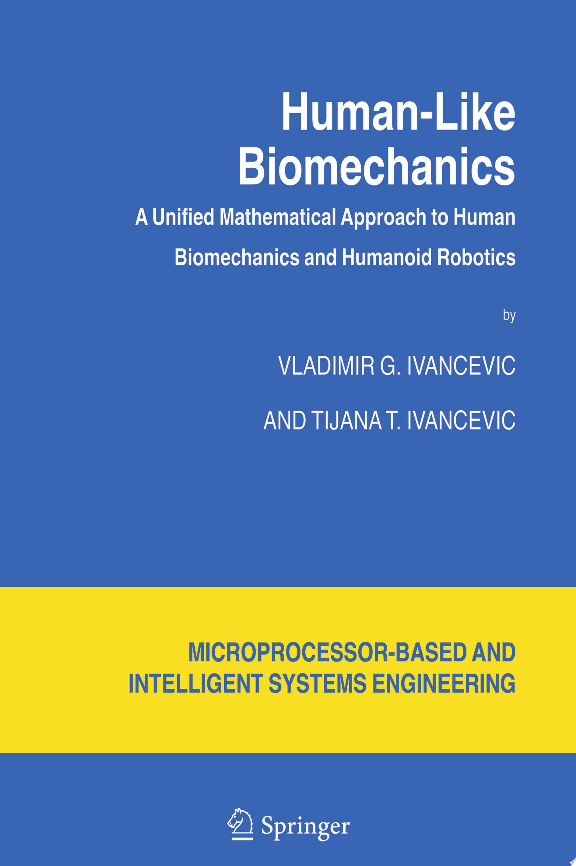 Human Like Biomechanics