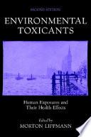 Environmental Toxicants