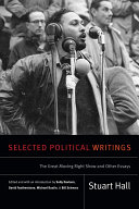 Selected Political Writings