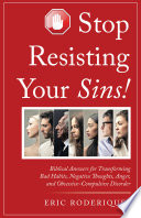 Stop Resisting Your Sins  Book