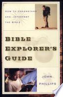 Bible Explorer S Guide