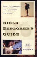Pdf Bible Explorer's Guide