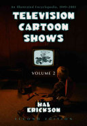 Television Cartoon Shows: The shows, M-Z by Hal Erickson PDF