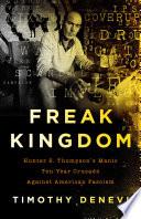 Freak Kingdom Book PDF