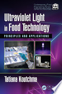 Ultraviolet Light in Food Technology Book