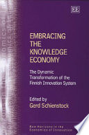 Embracing the Knowledge Economy