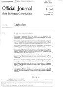 Official Journal Of The European Communities Book PDF