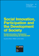 Social Innovation, Participation and the Development of Society