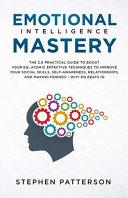 Emotional Intelligence Mastery Book