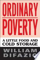 Ordinary Poverty Book
