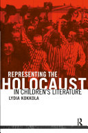 Representing the Holocaust in Children's Literature [Pdf/ePub] eBook