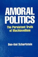 Amoral Politics