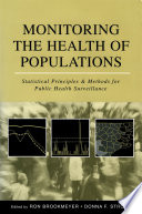 Monitoring The Health Of Populations