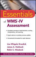 Essentials of WMS IV Assessment