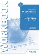 Books - Cam/Ie And O Level Geography Wb 2nd Ed | ISBN 9781510421387