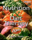 Nutrition & Diet Therapy (Book Only)