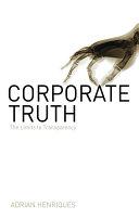 Corporate Truth