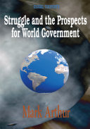 Struggle and the Prospects for World Government