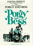 Selections from Porgy and Bess (Songbook)