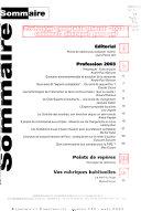 Revue economie & comptabilite