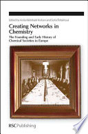 Creating Networks in Chemistry Book