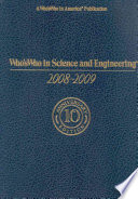 Who's who in Science and Engineering