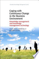 Coping with Continuous Change in the Business Environment Book