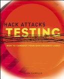 Pdf Hack Attacks Testing