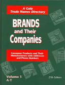 Brands   Their Companies