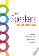 The Speaker s Handbook  Spiral bound Version
