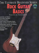 Rock Guitar Basics