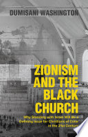 Zionism and the Black Church  2nd Edition