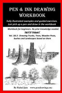 Pen and Ink Drawing Workbook Vol 1 2