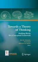 Towards a Theory of Thinking Book