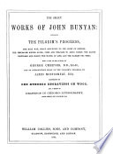 The Select Works of John Bunyan