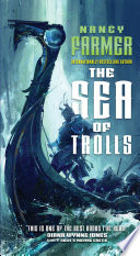 The Sea of Trolls Nancy Farmer Cover