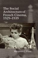 The Social Architecture of French Cinema Pdf/ePub eBook