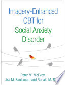 Imagery Enhanced CBT for Social Anxiety Disorder