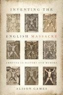 Pdf Inventing the English Massacre Telecharger