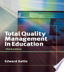 Total Quality Management in Education