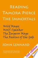 Tamora Pierce: 'The Immortals' Pdf/ePub eBook