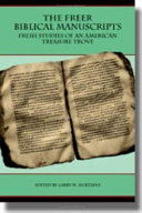 The Freer Biblical Manuscripts [Pdf/ePub] eBook