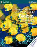 Cambridge IGCSE Biology Workbook