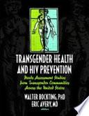 Transgender Health and HIV Prevention