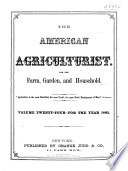 The American Agriculturist Book