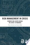 Risk Management in Crisis