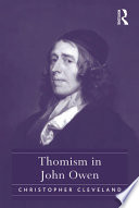 Thomism in John Owen Book