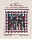 Essentials of the Marriage and Family Experience