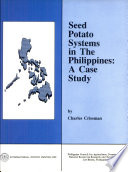 Seed Potato Systems In The Philippines